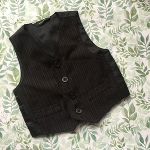 Other - NWOT Boy's Pinstripe Vest